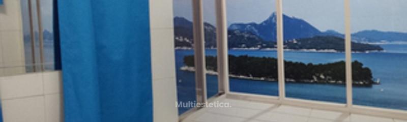 Sala azul: Tratamientos láser