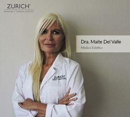 Dra. Maite del Valle · Médico Estético