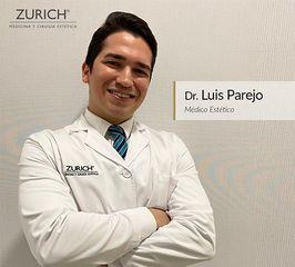 Dr. Luis Parejo · Médico estético
