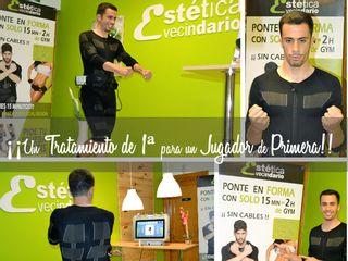 ElectroFitness con Hernan Santana