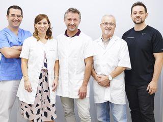 Equipo médico de Cliniesteticlaser