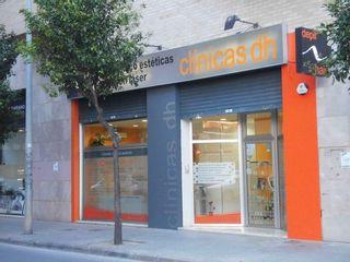 FachadaClínicas DH. Clínicas Médico - Estéticas Valencia