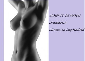 Dra.Teresa García. Hospital La Luz. Grupo Quirón