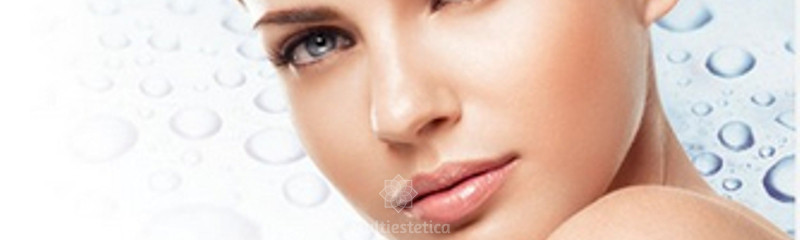 Depilación facial femenina