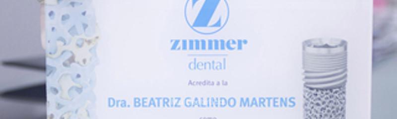 Gabinete Odontológico de la Dra. Beatriz Galindo dentista