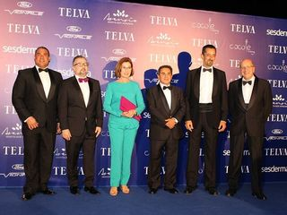Gala de los Premios Telva en Valencia