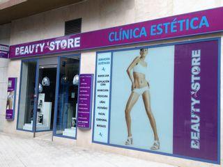Fachada Beauty Store
