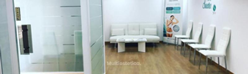 Sala de Espera de la Clínica Estética Senza