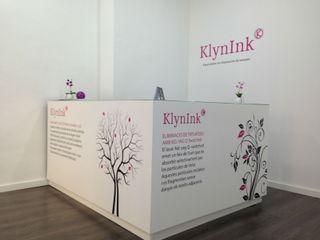 Recepción KlynInk