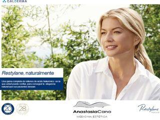 Anastasia Cano - Medicina Estética