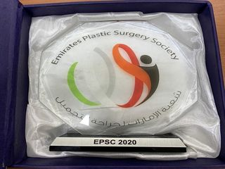 Premio Emirates Plastic Surgery Society