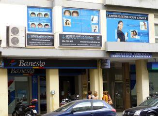 Fachada Clínica Sevilla