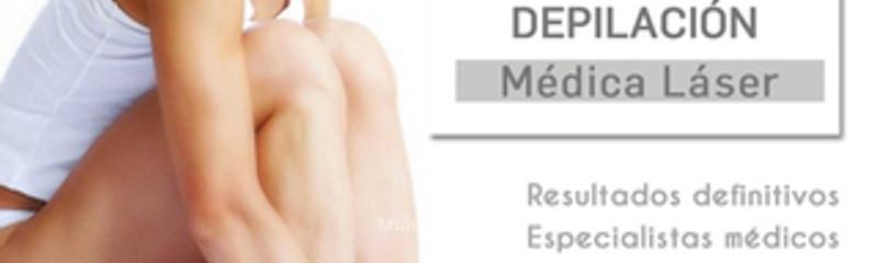 Depilación Médica Láser en Clínicas DH