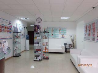 Recepcion y sala de espera