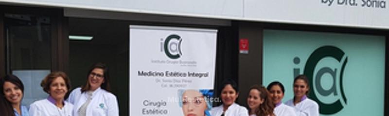 Parte del equipo de Clinica Puerto de la Cruz