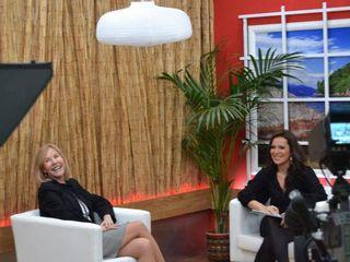 Dra. Margarita Cáliz Carmona entrevistada en programa de T. V. Canaria