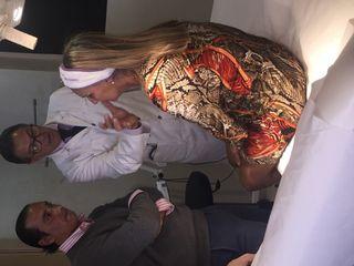 Dr.Ortiz formador internacional de técnicas de inyección ( rellenos y Botox)