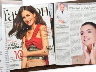 Revista HOLA. Entrevista acerca de los avances en el rejuvenecimiento facial