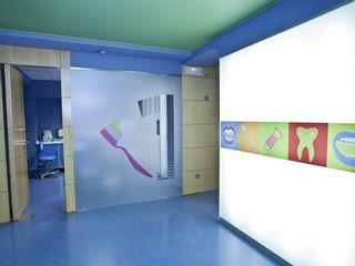 6 gabinetes dentales
