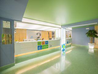 RecepciónClínica Dental Dr. Loscos