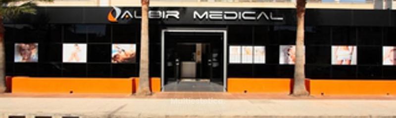 Fachada Albir Medical