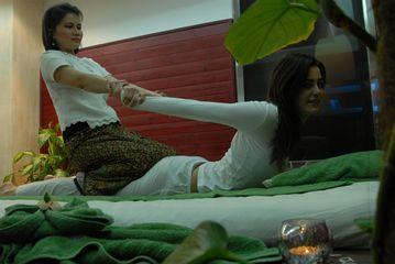 Masaje tailandés spa