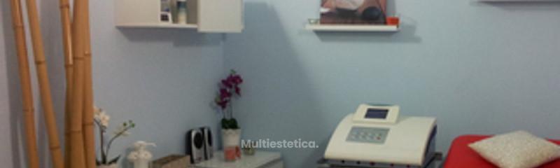 Box estética del Centro Fisio-Médico Leioa