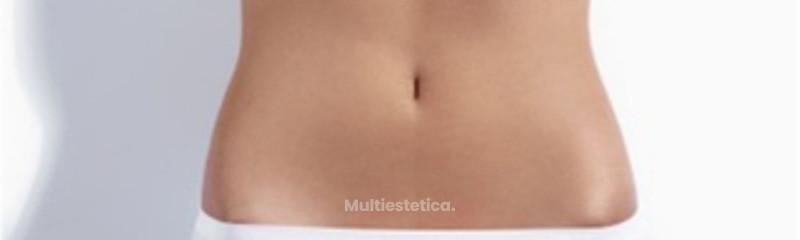 Eliminación de grasa acumulada