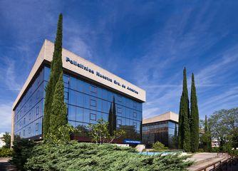 Fachada del Hospital Vithas Nuestra Señora de América - Policlínico