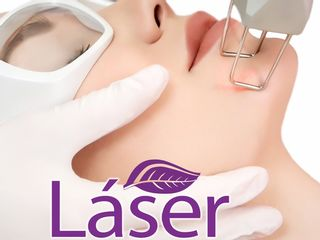 Laser: laserlipolisis, láser vascular, manchas, acné, cicatrices,rejuvenecimiento