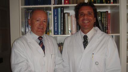 Los doctores Broton y Conillas