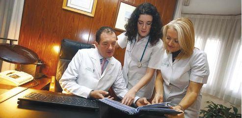 Centre Sanitari Jordi Bermejo i Mª Dolores Pérez
