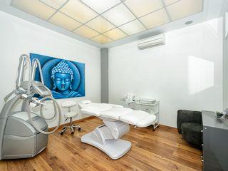 Cabina de Relax y tratamientos estéticos