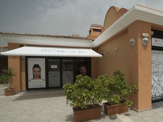 Entrada principal Clínica Bonome Tenerife Sur
