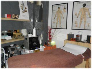De Piel A Piel - Cabina de masaje