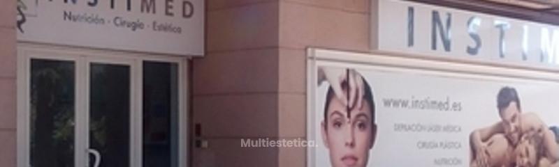 Fachada clínica Instimed Madrid