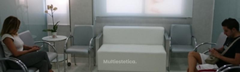 Sala de espera Clínica Instimed Móstoles