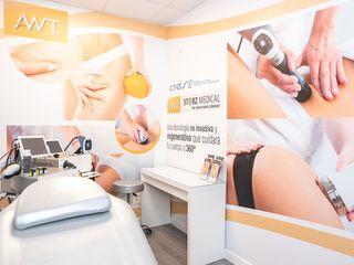 Cabina especializada de Ondas de Choque Storz Medical