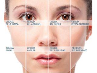 Principales Cirugías Estéticas