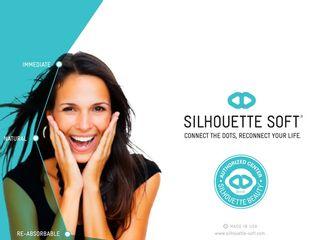Novedad: suturas silhouette soft para lifting facial y cervical