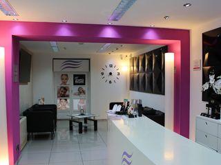 Sala de espera Instituto Dermocapilar