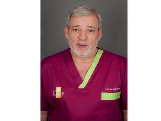 Dr. Agustín de la Quintana