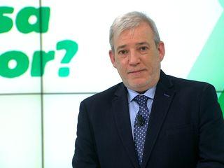 Dr. Agustin de la Quintana en el programa ¿Qué me pasa doctor?