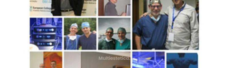 Participando con colegas de todo el mundo para mejorar los procedimientos en lipoplastia.