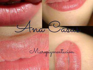 Ana Casas Micropigmentación