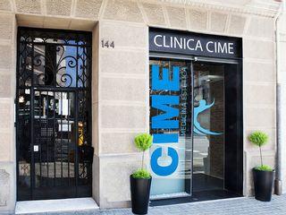 Clinica Barcelona - Fachada de la clínica