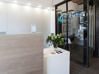Clinica CIME Barcelona - Recepción