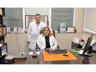 Dr. Eladio Ayala y Dra. Freya Belló