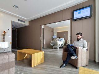 Habitación Hospital IMED Elche