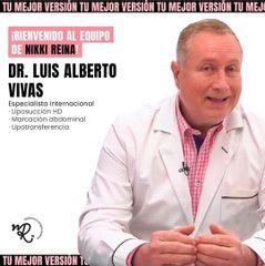 Dr Luis Alberto Vivas - Nikki Reina